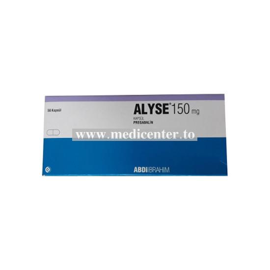 Alyse (Pregabalin)