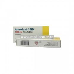 Amoklavin (Amoxicillin)
