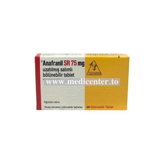Anafranil (Clomipramine)