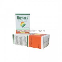Bekunis (Bisacodyl-Sennosides)