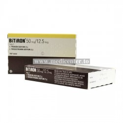 Bitiron (Levothyroxine-Liothyronine)