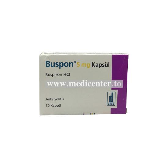 Buspon (Buspiron)