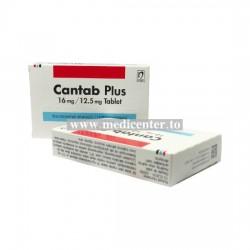 Cantab (Candesartan+Hydrochlorothiazide)