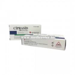 Ciprasid (Ciprofloxacin)