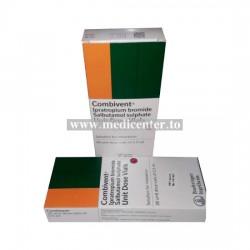 Combivent (Ipratropium- Salbutamol)