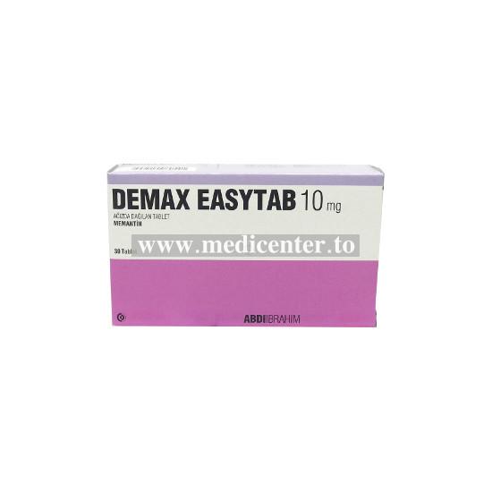 Demax (Memantine)