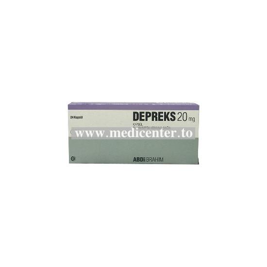 Depreks (Fluoxetine)