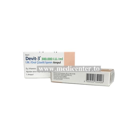 Devit-3 (Colecalciferol)