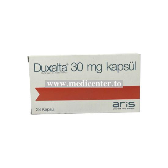 Duxalta (Duloxetine)