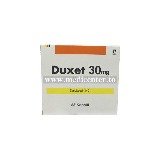 Duxet (Duloxetine)