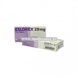 Eslorex (Escitalopram)