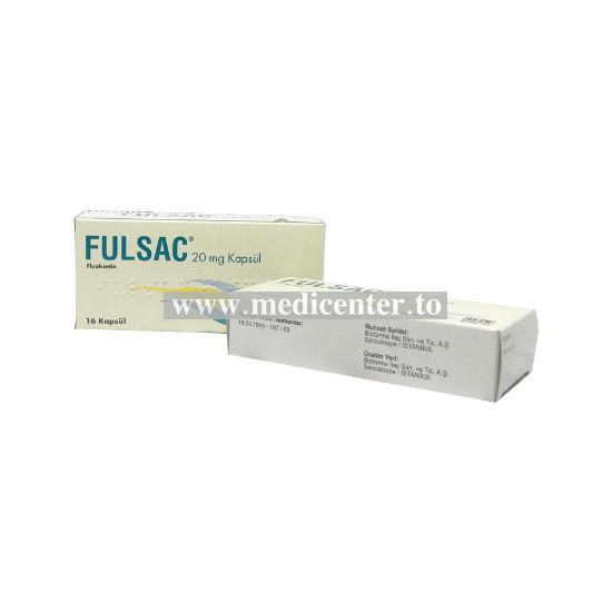 Fulsac (Fluoxetine)