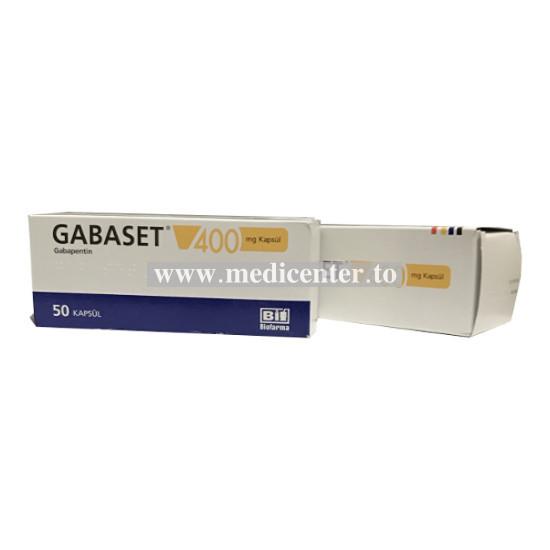 Gabaset (Gabapentin)