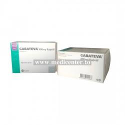 Gabateva (Gabapentin)