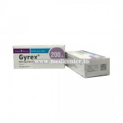 Gyrex (Quetiapine)
