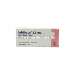 Inhibace (Cilazapril)