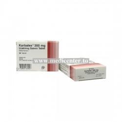 Karbalex (Carbamazepine)