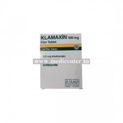 Klamaxin (Clarithromycin)