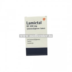 Lamictal (Lamotrigine)