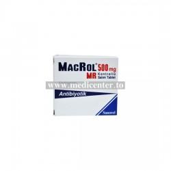 Macrol (Clarithromycin)