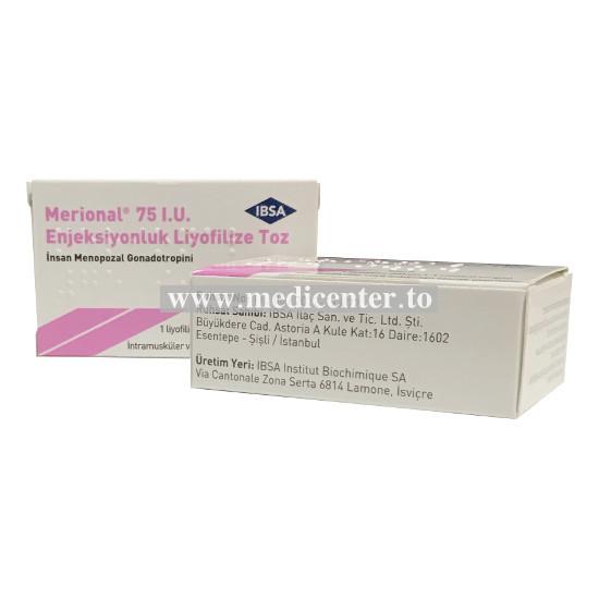 Merional (Human Menopausal Gonadotropin)