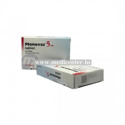 Monovas (Amlodipine)