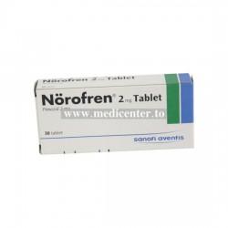 Norofren (Pimozide)