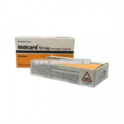 Nidicard (Nifedipine)