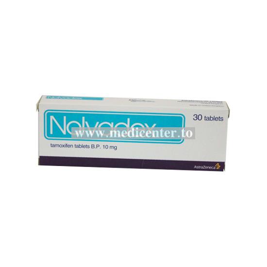 Nolvadex (Tamoxifen)