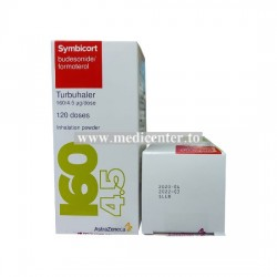 Symbicort Turbuhaler (Formoterol+Budesonide)