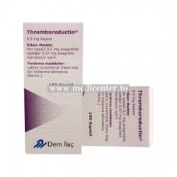 Thromboreductin (Anagrelide)
