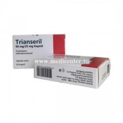 Trianseril (Triamterene)