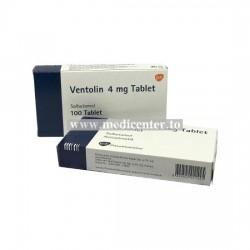 Ventolin (Salbutamol)