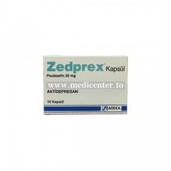 Zedprex (Fluoxetine)